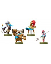 Фигура Nintendo amiibo - The Champions [The Legend of Zelda: Breath of the Wild]